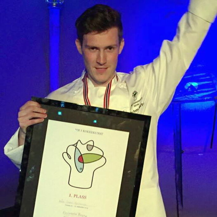 Kåre A. Hjartholm vant NM i 2015. (Foto: NKL)