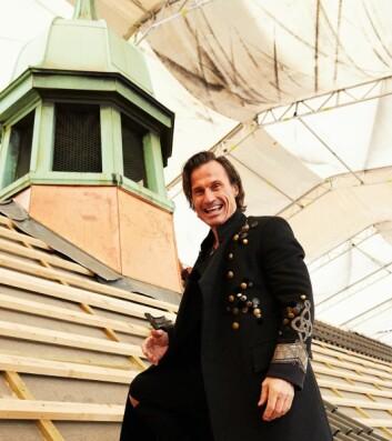 Petter A. Stordalen åpner Villa Copenhagen i 2020. (Foto: Nordic Hotels & Resorts)