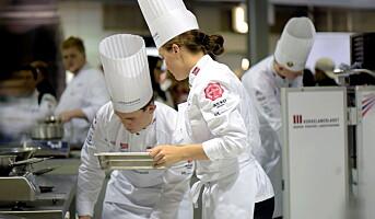 To gull til Norge i VM for kokkelandslag