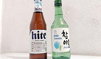Koreanskøl og soju