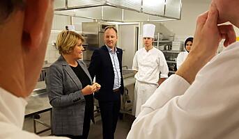 Vil etablere kulinarisk senter i Lofoten