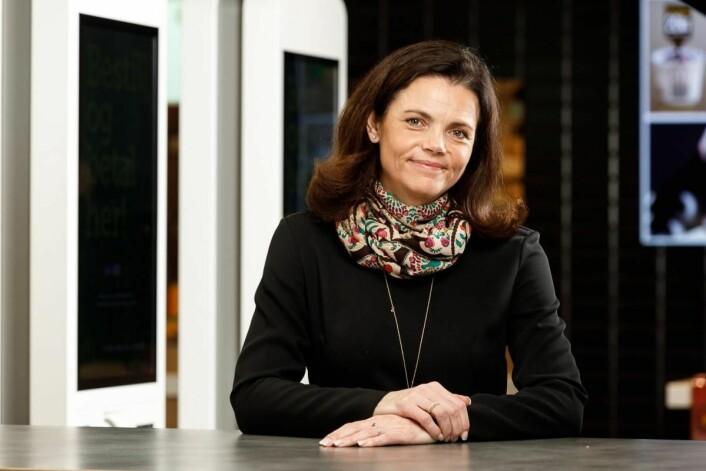 Administrerende direktør i McDonald's i Norge, Pia Mellbye. (Foto: McDonald's)