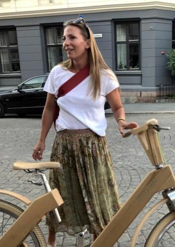 Daglig leder i Coco-Mat Norge, Betina Rondan Sollie. (Foto: Coco-Mat Norge)