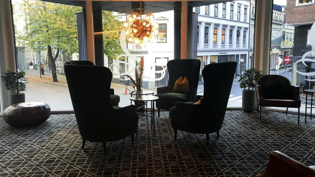 Fra Hotel Verdandi i Oslo. (Foto: Hotellet)