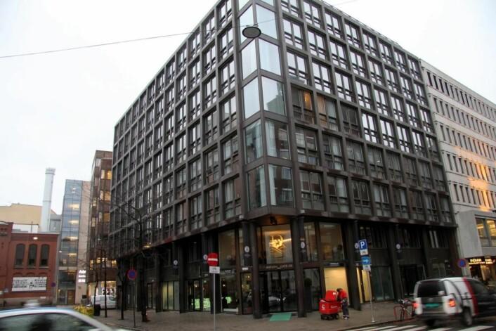 Hotel Verdandi i Oslo har 170 rom. (Foto: Morten Holt)