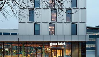 Nytt Best Western-hotell i Sundbyberg