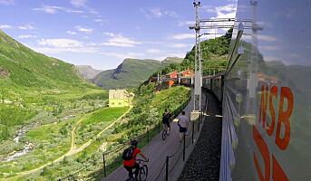 NSB og Fjord1 med ny reiselivssatsing