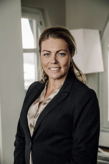 Anna Blomqvist er hotelldirektør på Radisson Blu Hotel Lund. (Foto: Radisson Hotel Group)