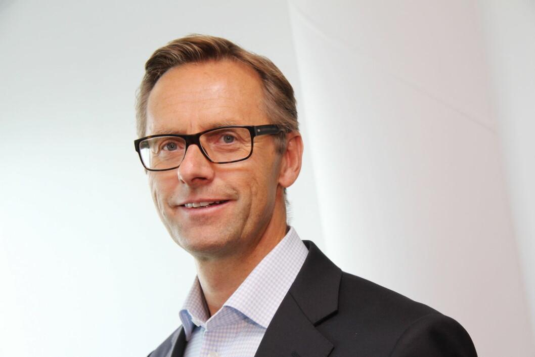 Ivar Villa. (Foto: Morten Holt)