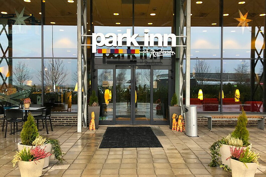 Park Inn by Radisson Oslo Airport Hotel West har åpnet. (Foto: Radisson Hotel Group)
