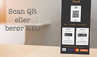 Ny app for serveringsbransjen