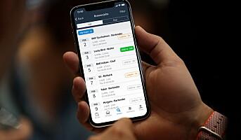 Hele restaurantbransjen i en app