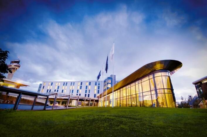 Hos Radisson Blu Hotel Trondheim Airport. (Foto: Radisson Hotel Group)