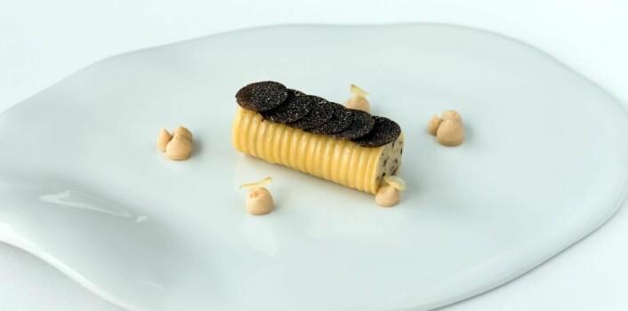 Servert påÀ L'aise! (Foto: Restauranten)