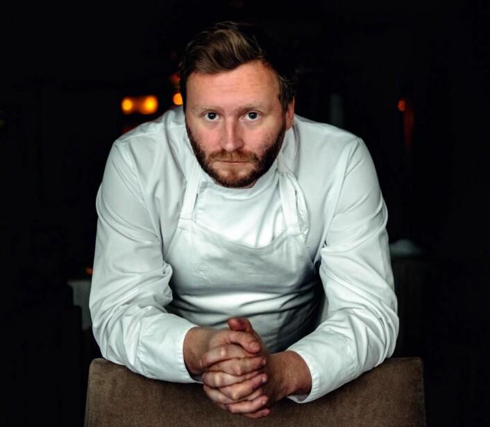 Ulrik Jepsen er kjøkkensjef på restaurantÀ L'aise i Oslo. (Foto: Restauranten)