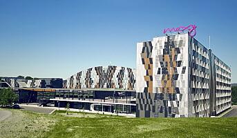 Bygger ut Norges første Marriott-hotell