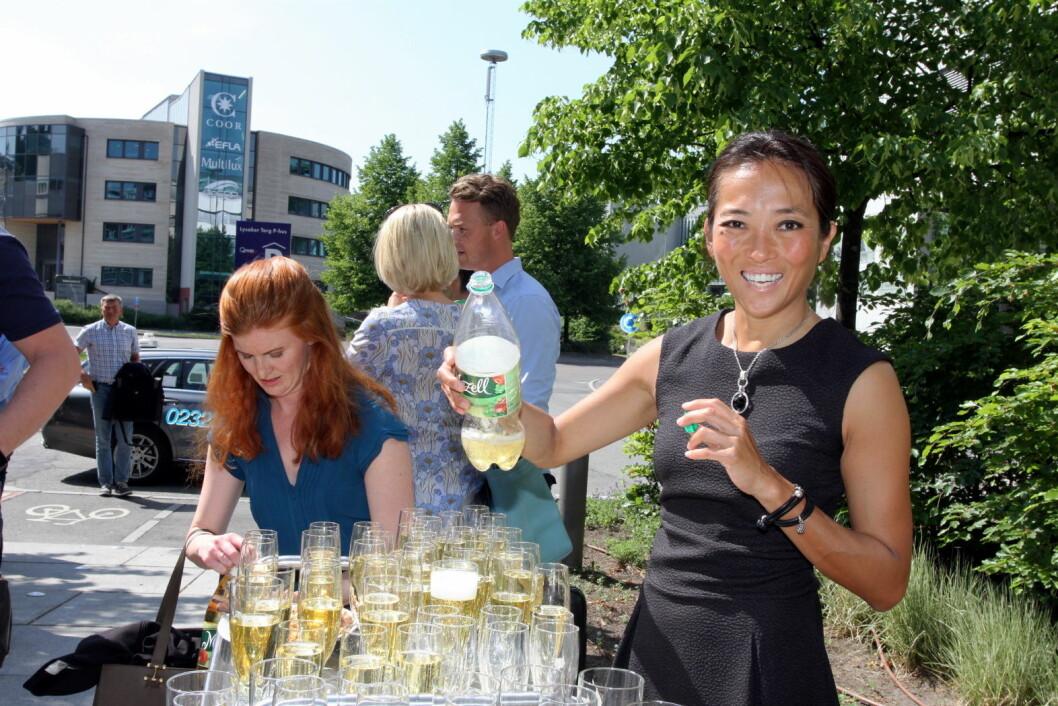 Helene Skjenneberg blir ny direktør for mat og drikke i Scandic Hotels Norge. (Arkivfoto: Karine H. Henriksen)