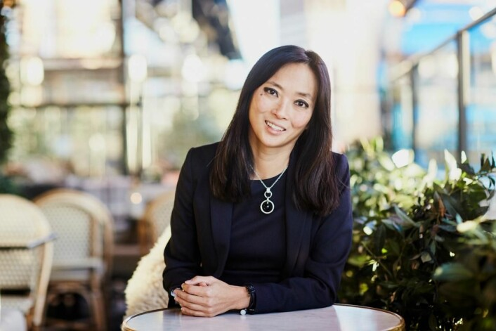 Helene Skjenneberg har arbeidet i hotell- og restaurantbransjen siden 2000.