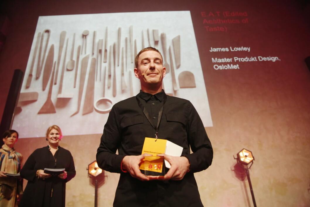 James Lowley. (Foto: DOGA)