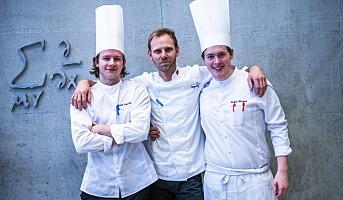 Statholdergaarden og Brasserie France sikret lærling-gull