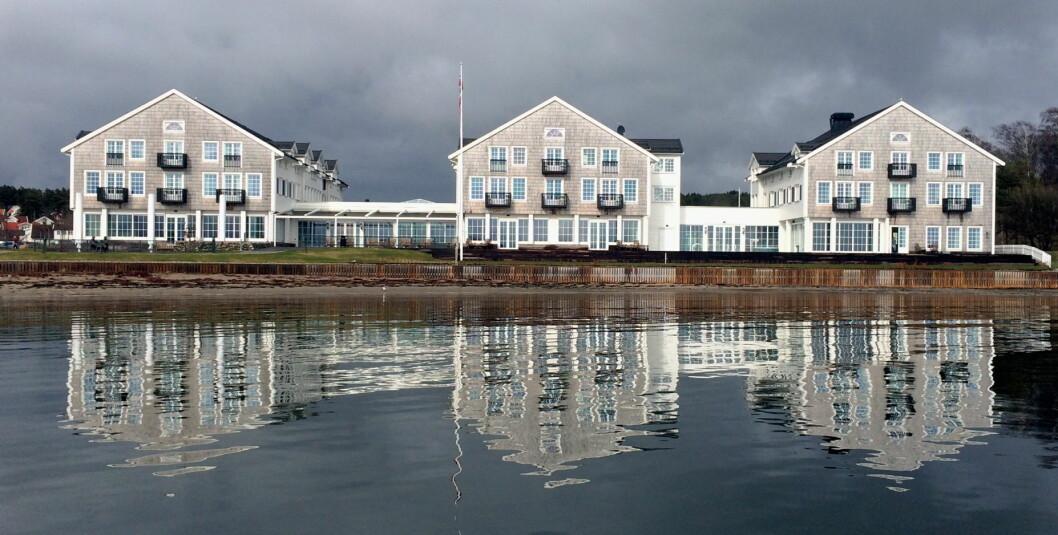 Støtvig Hotel er tildelt prisen «Årets inspirasjon 2018». (Foto: Morten Holt)
