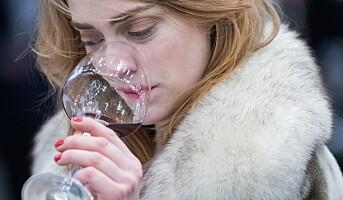 Inspirasjon på Nores sin vinmesse