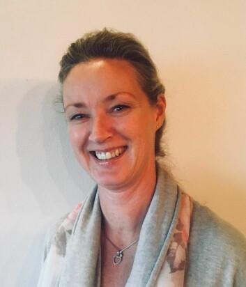 Kari Liberg er daglig leder for Wood Hotel i Mjøstårnet. (Foto: Privat)