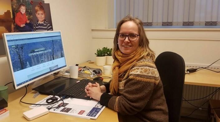 Kathrine Skjelvan jobber også medreiseliv og destinasjonsutvikling. (Foto: Privat)