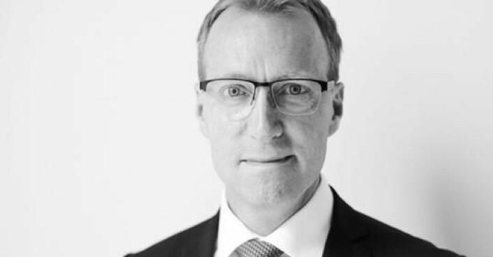 Jens Mathiesen er Scandic Hotels' nye konsernsjef (Foto: Scandic Hotels)