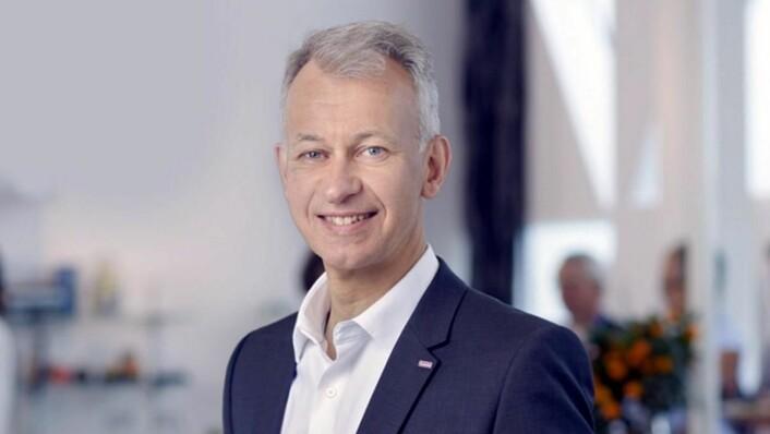 Even Frydenberg går av som konsernsjef i Scandic Hotels. (Foto: Scandic Hotels)
