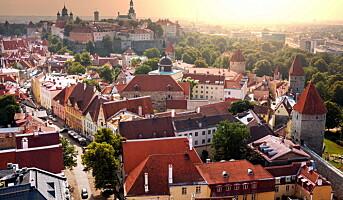 Bocuse d'Or Europe til Estland
