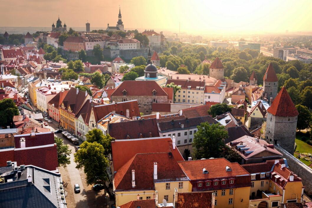 Bocuse d'Or Europe 2020 arrangeres i Tallinn i Estland i juni. (Foto: Colourbox.com)