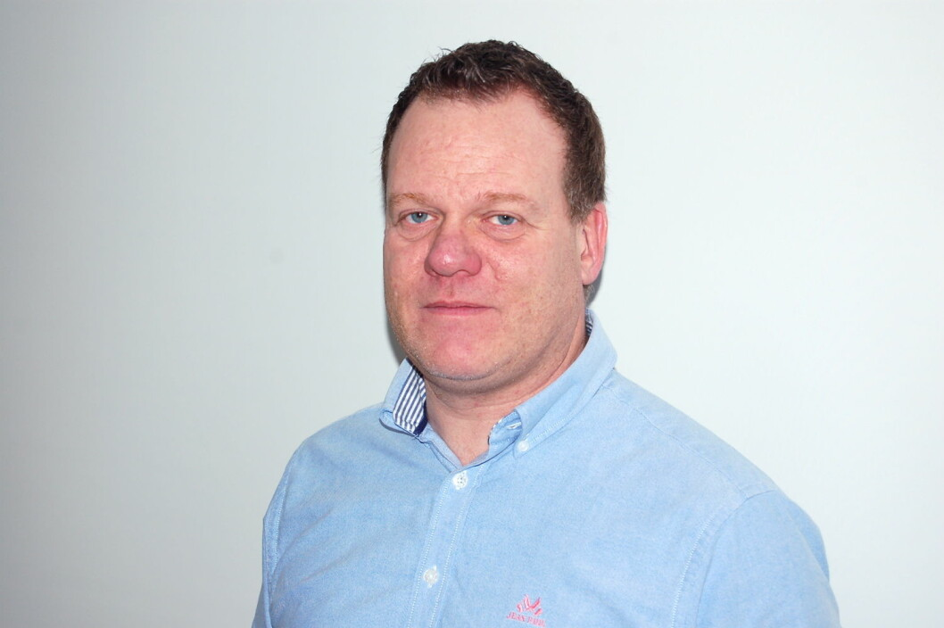 Johnny Nybø (bildet) er ny salgssjef for MP Storkjøkken. (Foto: MP Storkjøkken)