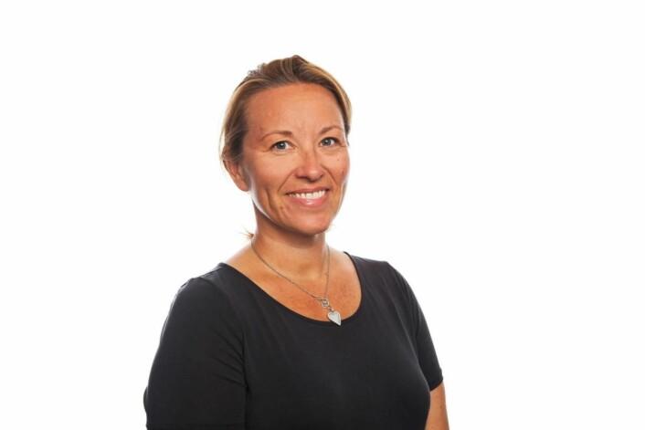 Stine Steffensen Børke. (Foto: Hurtigruten)