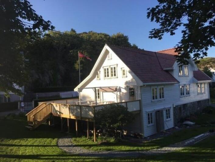 Gamleposten 5444. (Foto: De Historiske)