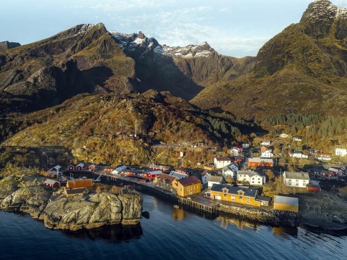 De Historiske har fått sitt andre sted i Lofoten;Nusfjord Arctic Resort. (Foto: De Historiske/Nusfjord Arctic Resort)