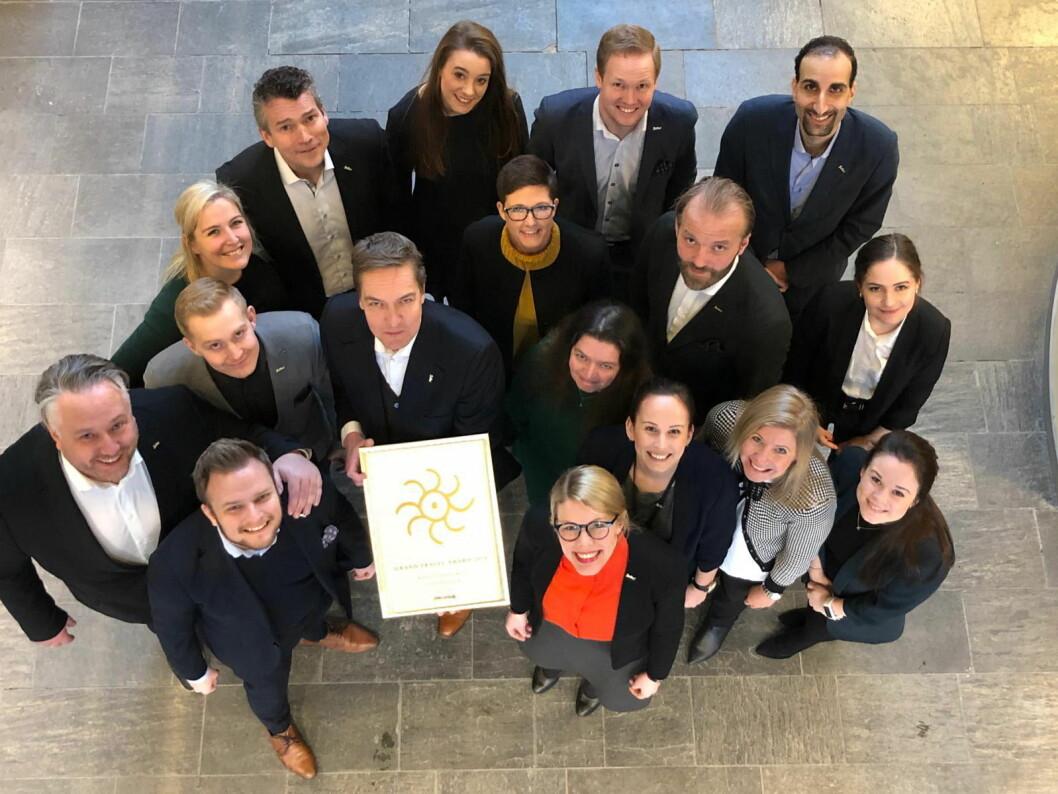 Radisson Hotel Group: Beste internasjonale hotellkjede i Norge 12 år på rad. (Foto: Radisson Hotel Group)