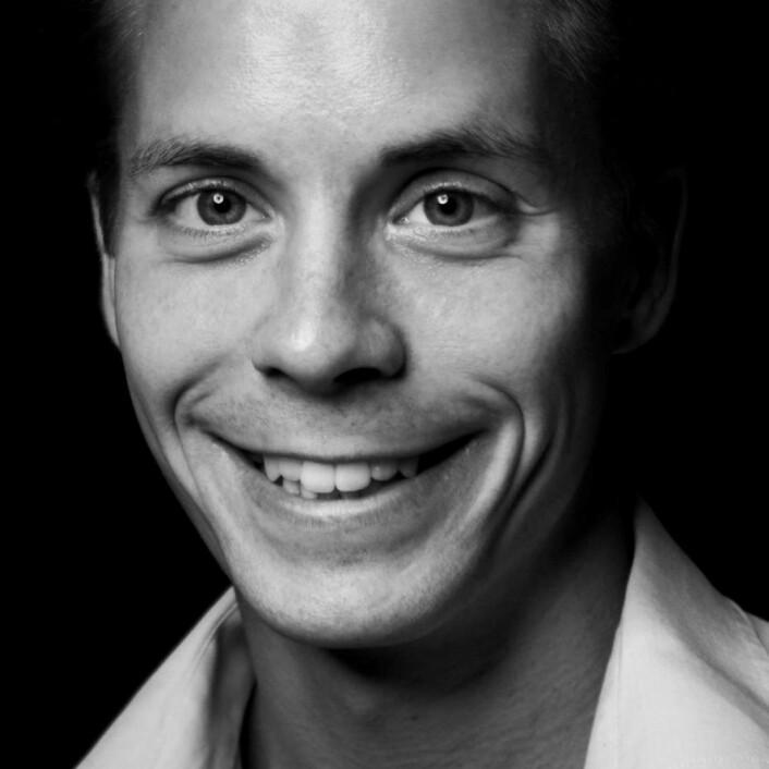 Håkon Ringstad. (Foto: Hotel+)