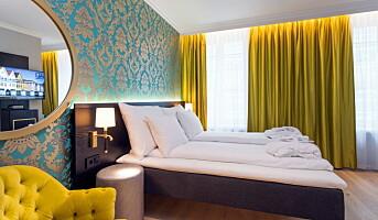 Kåret til det beste hotellet i Norge