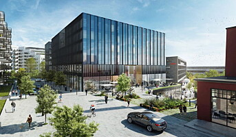 Bygger nytt Choice-hotell på Hasle