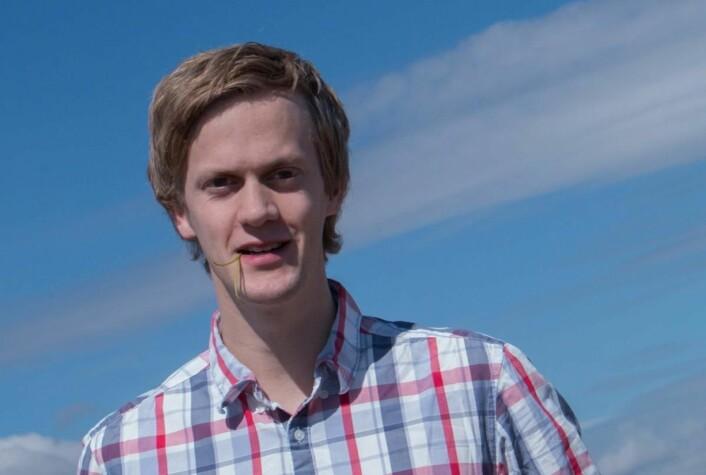 Henrik Dahl Jahnsen vant NM nok en gang. (Foto: Liora Levi, arkiv)