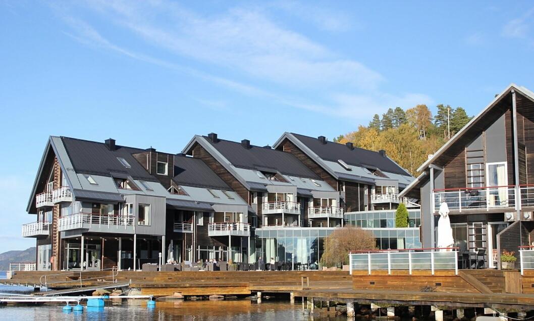 Holmsbu Spa & Resort er konkurs. (Foto: Arkiv)