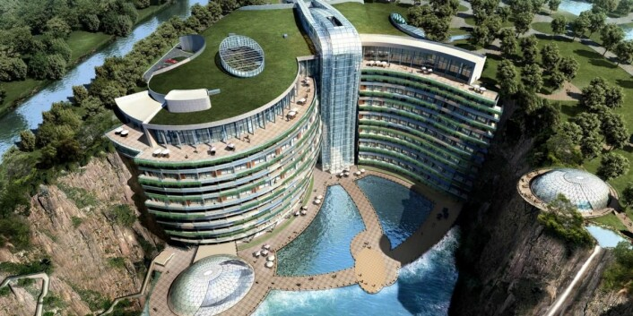 Intercontinental Shanghai Wonderland. (Foto: Hotels.com)