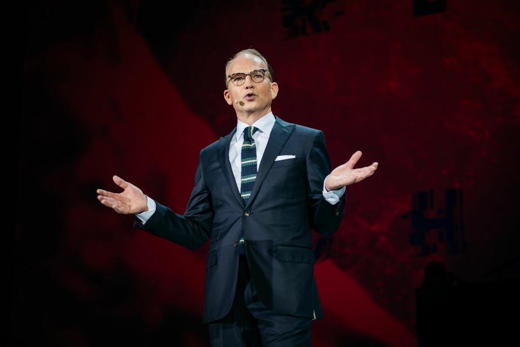 Administrererende direktør i Nordic Choice Hotels, Torgeir Silseth. (Foto: Nordic Choice Hotels)
