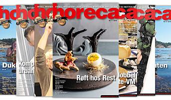 Årets første Horeca-magasin på vei