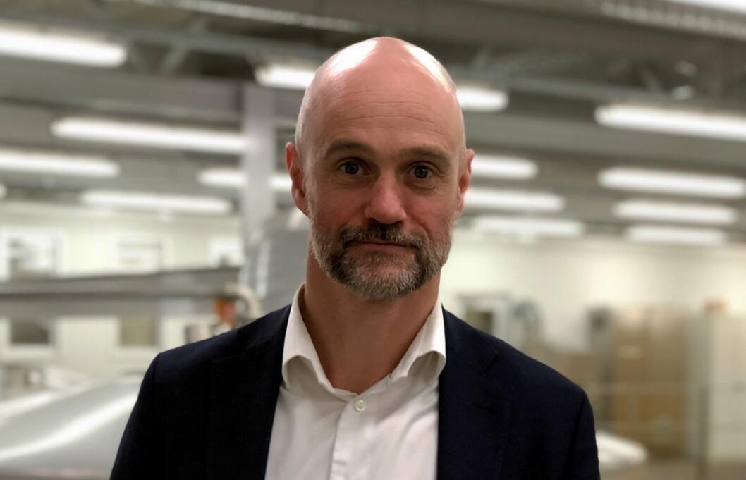 Hansa Borgs direktør for marketing og uteliv, Alf Helge Halland. (Foto: Hansa Borg)