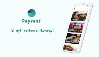 Fremtidens kassesystem for restaurantbransjen