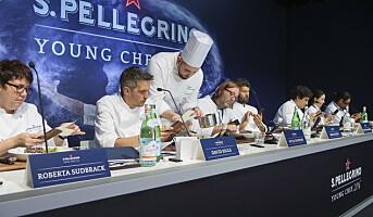 Klart for fjerde utgave av S.Pellegrino Young Chef