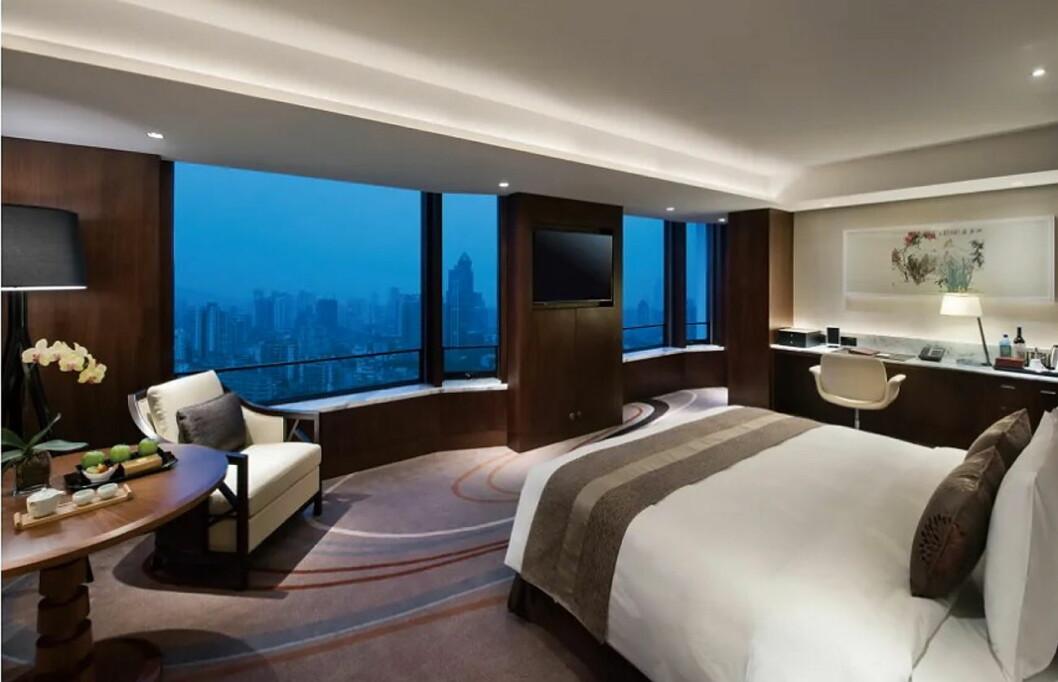 White Swan Hotel Guangzhou i Kina er medlem av WorldHotels. (Foto: WorldHotels)