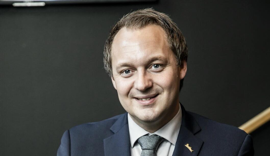 Frank Ove Wennevik er ny hotelldirektør før Radisson Blu Royal Hotel i Bergen. (Foto: Radisson Hotel Group)